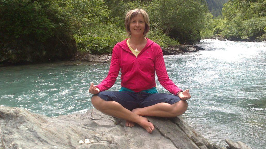 Yoga der neuen Energi