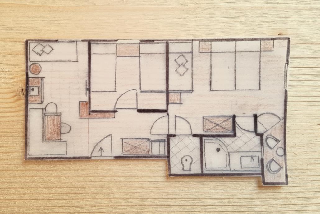 Familien-Apartment Wunspitze