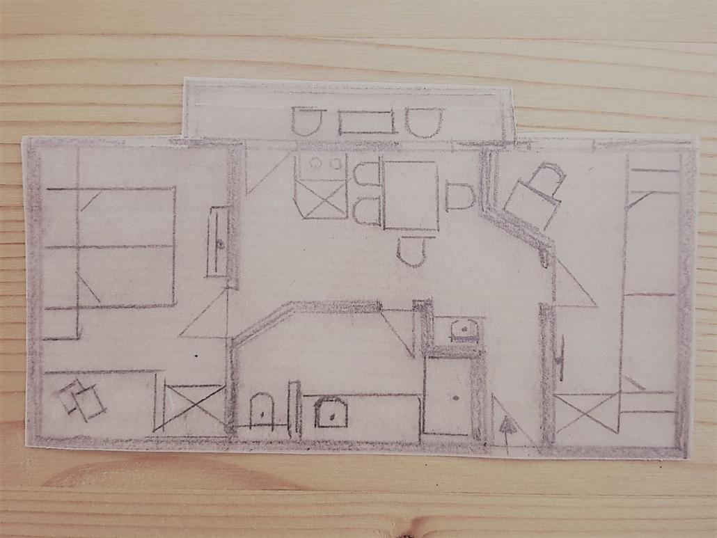 Familien-Apartment Kreusspitze
