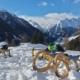 Winter-Rodelbahn