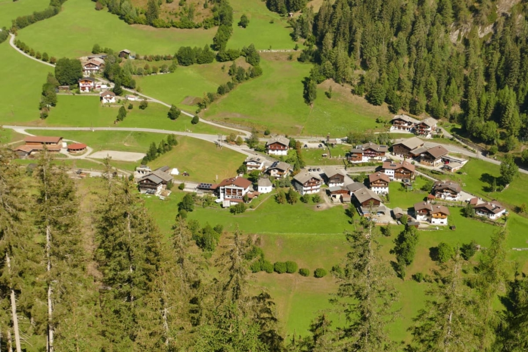 Ortnerhof Prägraten/ Bobojach