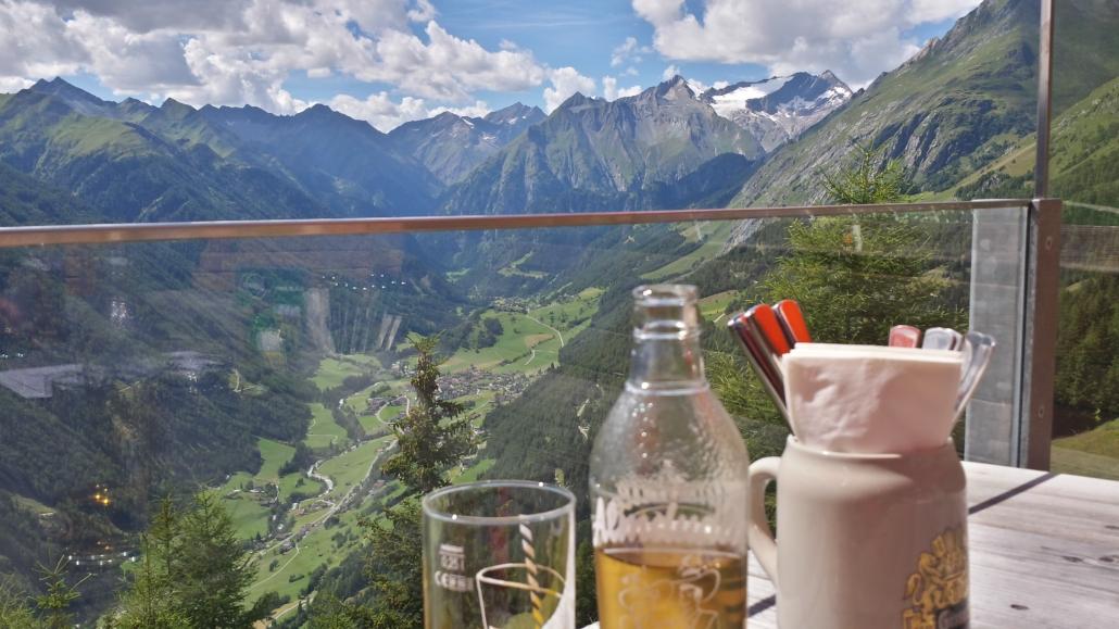 Bergwandern im Nationalpark Hohe Tauern