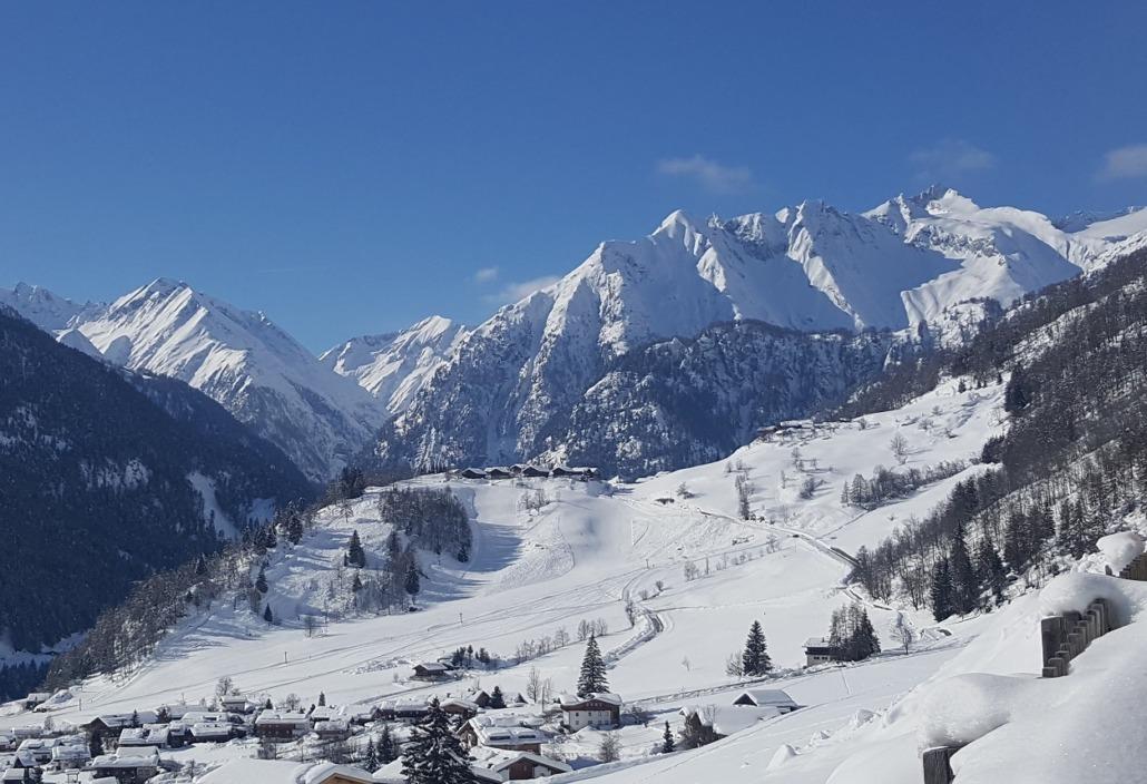 Familien-Skigebiet Prägraten am Großvenediger